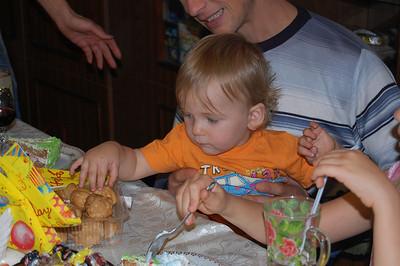 2012-09-18, Yuras 1st Birthday