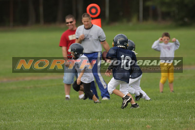 Northport 5 and 6 year olds Jets vs. Titans