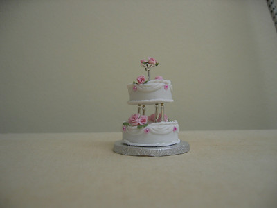 2009.05.24 Wedding Cake (Minature)