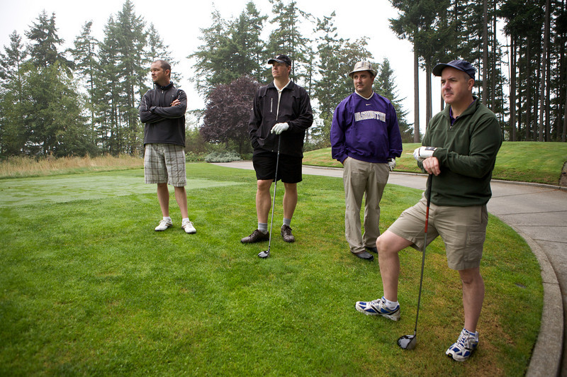 Foster TMMBA Golf match