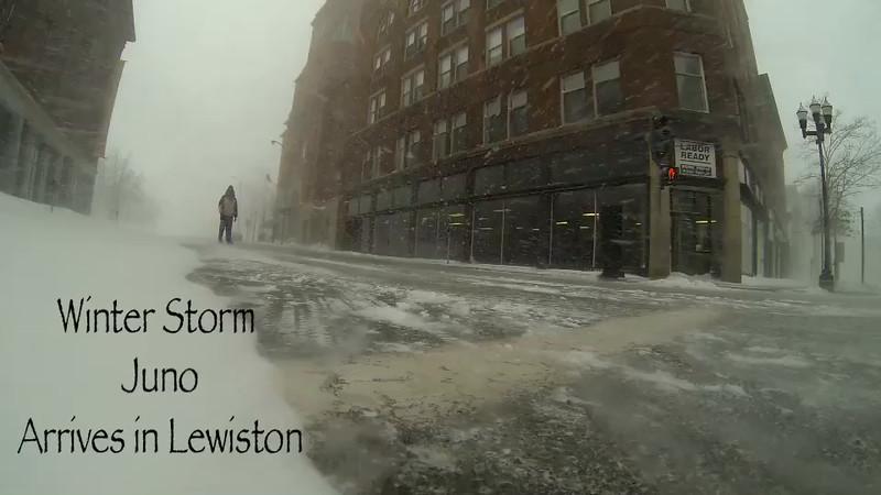 Winter Storm Juno Arrives.m4v