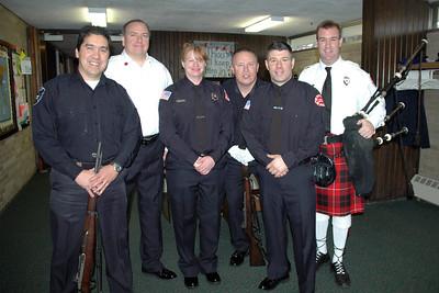 Fire & Police Memorial Service 2011