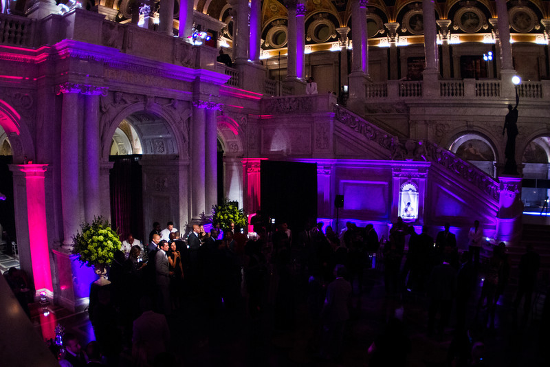 The BET Honors VIP Dinner - Library of Congress, Washington, DC