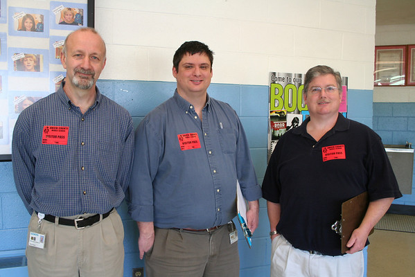 UCMS Science Fair winners