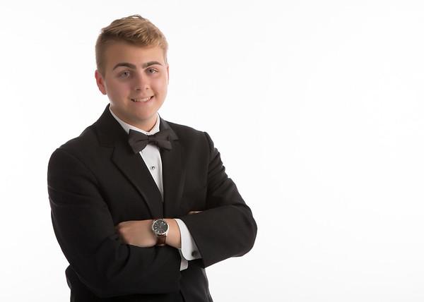 Prom Portrait Samples