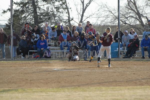 softball at dakota . 4.10.14