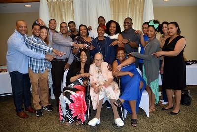 Happy 100th Birthday Naomi April 19, 2019