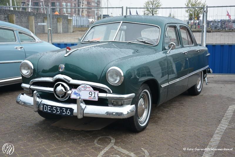 Ford Four door Sedan, 1950
