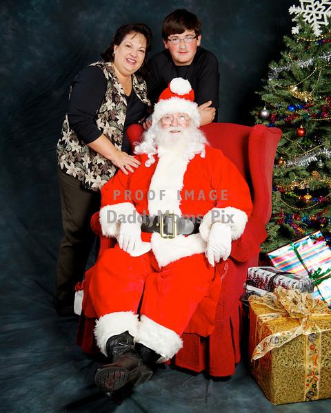 2012 Breakfast with Santa