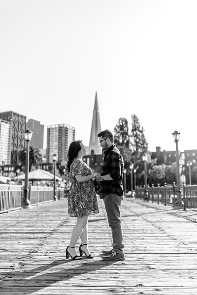 Brian & Julie Engagement Session