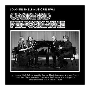 190223 COMMAND PERFORMANCES AT SOLO-ENSEMBLE MUSIC FESTIVAL