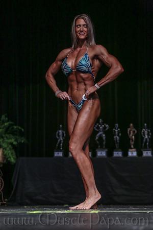 Women's Physique Prejudging & Finals