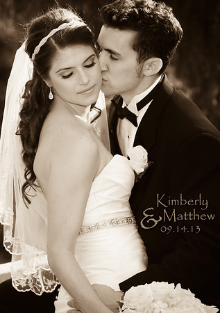 Kim and Matt