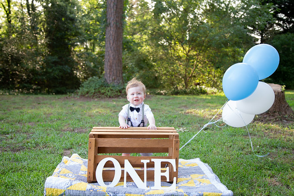 Cason turns one!