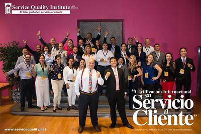 CCST Mexico mayo 2019 - Seminario de Certificacion SQI