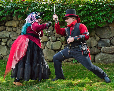 Silk City Steampunk at Hill-Stead Museum
