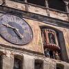 Clocktower Closeup, Sighișoara, Romania