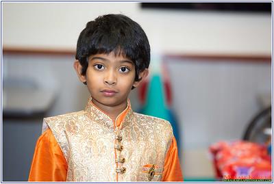 Karthik 7th Birthday