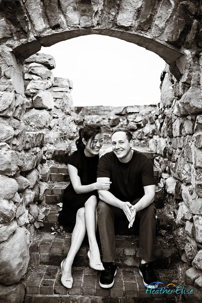 Susan + Sean | Lake Hodges Engagement Photos | San Diego Wedding Photographer