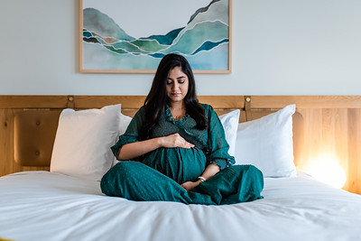 Baby moon - Hotel photography