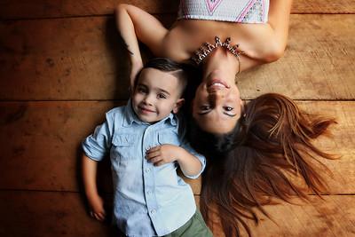 mommy & me | Lisa & Bodie