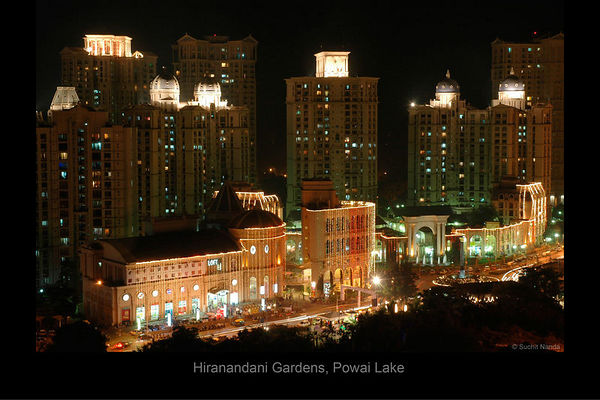 Hiranandani Developers, Powai