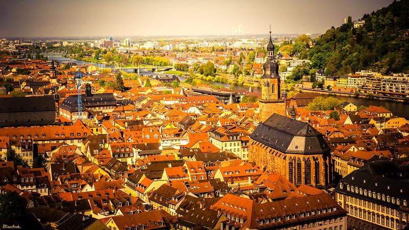 Evening In Heidelberg