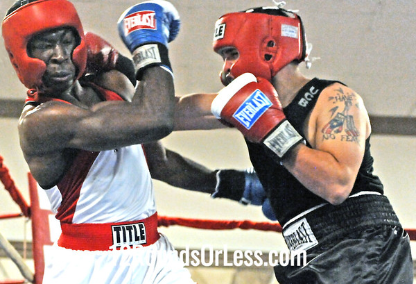 Bout 14 Vick Toney, Southside Boxing -vs-