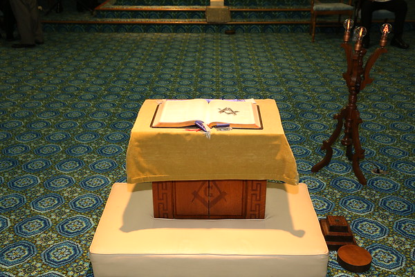 Bartimaeus Installation of Officers by Grand Lodge Officers 06-01-2019
