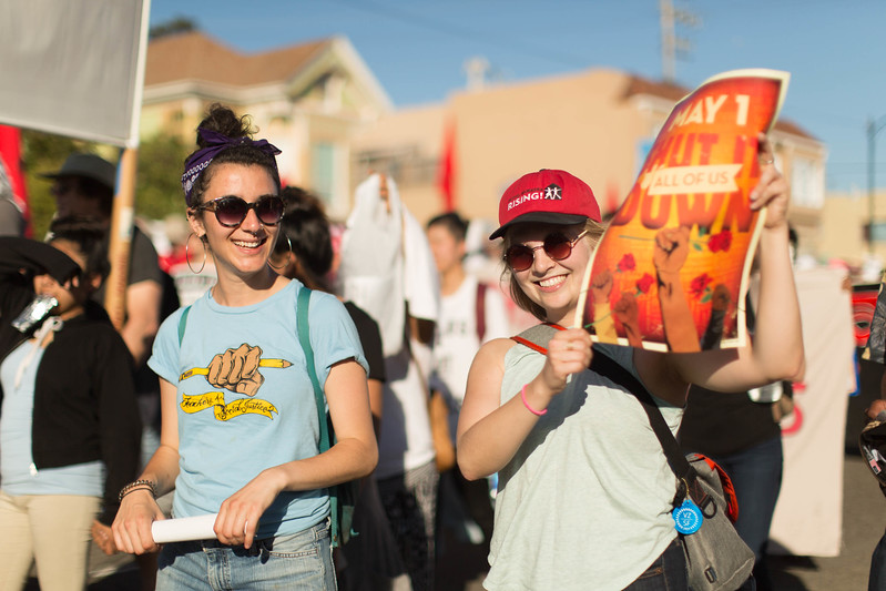 20170501 - 974C6626 -May Day March for Migrant and Worker Rights • Oakland - photographed by Sam Breach 2017 - 2048 short edge.jpg
