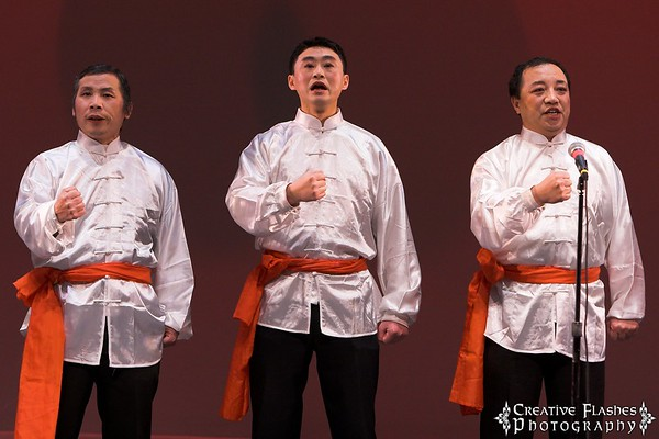 Hero by Huayin Performing Arts Group Male Chorus