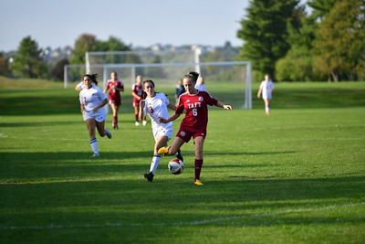 "9/28/19"" Girls' JV Soccer v Loomis Chaffee"