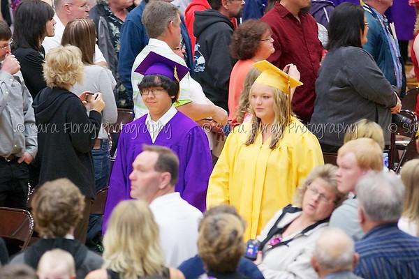 '13 WHS Graduation