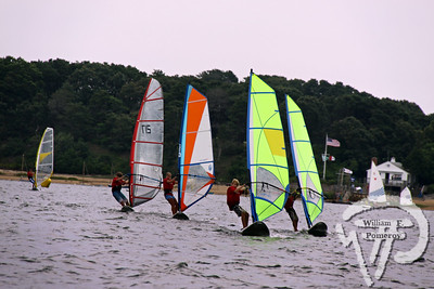 Windsurfing Championship — east coast junior — 2009