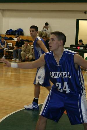 2007 Caldwell Basketball