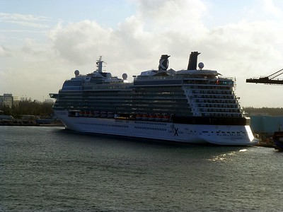 Embarkation 2012-12-9/10