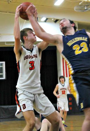 Belleville @ Dodgeville Boys Basketball 2-10-20