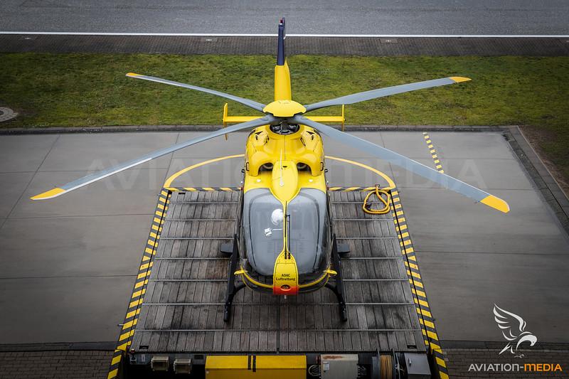 ADAC Luftrettung / EC-135P2 / D-HOFF / Christoph Hansa