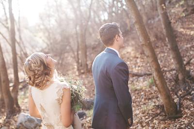 Caroline + Landon Bridals