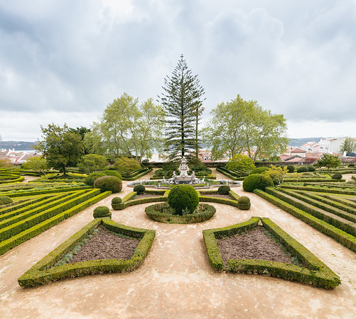 Lisboa - parques da cidade