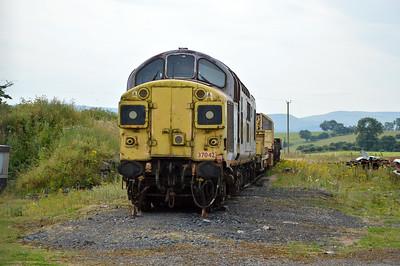 Eden Valley Railway Stocklist