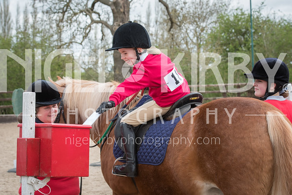 Special Olympics East Midlands Equestrian - Scropton RDA - Mon 23 April 2018