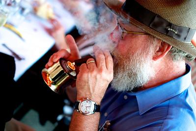Oliva Cigar Dinner 2012