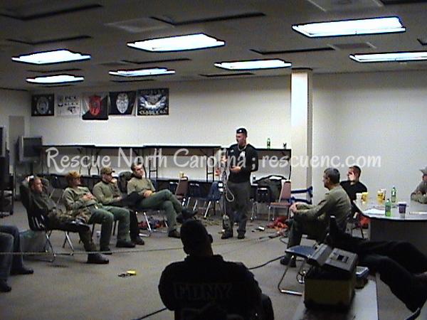 PItt Co., NC Sherriff's Office TRR-TL October 2006