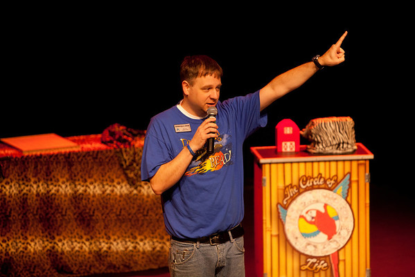 Safari Greg 2012