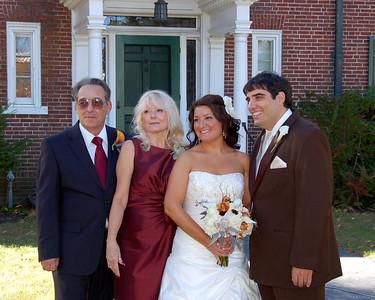 Justin & Kim's Wedding (Pics by Steve)