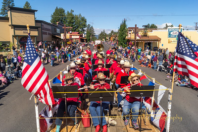 Saturday Rodeo Parade