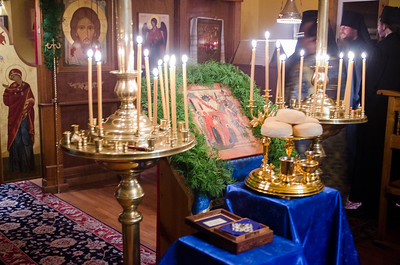 Entry of the Theotokos (2013)