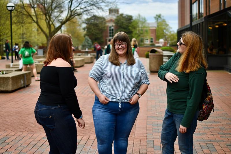 Madison Persinger, Erin Fields, Shelby Hudson
