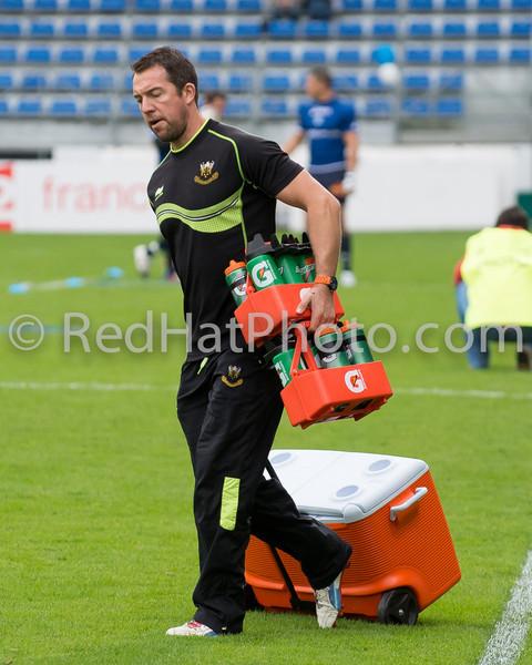 Castres Olympique vs Northampton Saints, Heineken Cup, Stade Pierre-Antoine